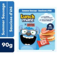 Schneiders - Lunch Mate Stackers - Summer Sausage, 90 Gram