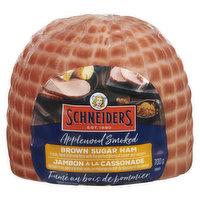 Schneiders - Brown Sugar Ham Half, Applewood Smoked
