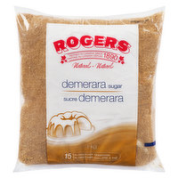 Deep, Rich Taste with a Distinct Crunchy Texture. Refined in Canada. 15 Calories per Teaspoon.