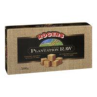 Rogers - Plantation Raw Golden Brown Sugar Cubes