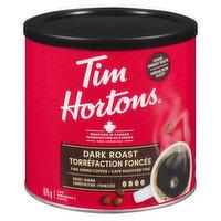 Tim Hortons - Dark Roast Ground Coffee Fine