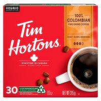 Tim Hortons - Dark Medium Roast Single Serve - Columbian