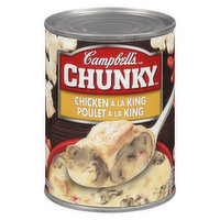 Campbell's - Chunky Soup - Chicken A La King, 540 Millilitre