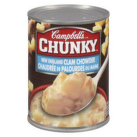 Campbell's - Chunky Soup - New England Clam Chowder, 540 Millilitre