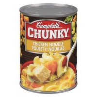 Campbell's - Chunky Soup - Chicken, 540 Millilitre