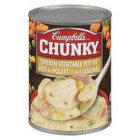 Campbell's - Chunky Soup - Chicken Vegetable Pot Pie, 540 Millilitre