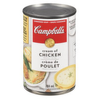 Campbell's - Soup - Cream Of Chicken, 284 Millilitre