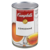 Campbell's Condensed consomm is made using only quality ingredients and is perfect as a base for your own soups. No Artificial Colours or Flavours.