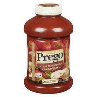 Prego - Pasta Sauce - Fresh Mushrooms