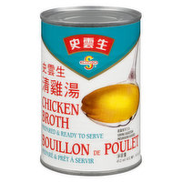 Swanson - Chicken Broth, 412 Millilitre