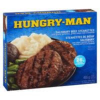 Hungry-Man - Salisbury Steak Dinner