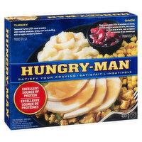 Hungry-Man - Turkey Dinner