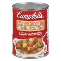 Campbell's - Garden Vegetable Minestrone, 540 Millilitre
