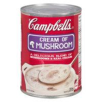 Campbell's - Cream Of Mushroom Soup
