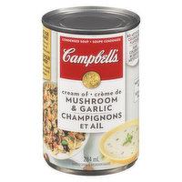 Campbell's - Soup - Mushroom & Garlic