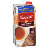 Campbell's - Beef Broth - 30% Less Sodium