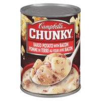 Campbell's - Chunky Soup - Baked Potato With Bacon, 540 Millilitre