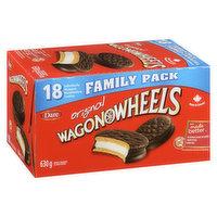 Dare - Wagon Wheels - Original, 630 Gram