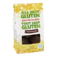 All But Gluten - Mini Brownies