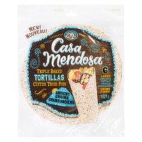 Casa Mendosa Casa Mendosa - Triple Baked Tortillas Ancient Grains Large, 6 Each