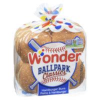 Wonder - Ball Park Hamburger Buns, 8 Each