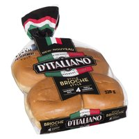 Baked with Passion of Italy. Showcase your Burgers with these soft buns.