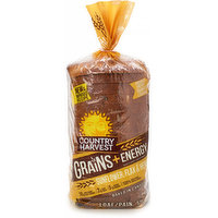 Baked in Canada. Provides Energy. 19g whole grains, 3g fibre, 5g Protein. 100% Whole Grains.