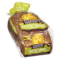 Country Harvest - Bread - Ancient Grains & Red Fife, 600 Gram