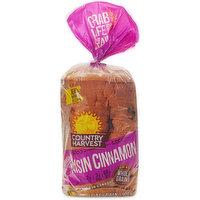 Country Harvest - Bread Raisin Cinnamon, 600 Gram