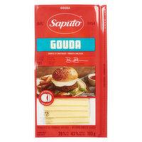 Saputo - Gouda Cheese Slices, 180 Gram