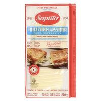 Saputo - Mozzarella Slices Light, 200 Gram