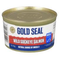 Gold Seal - Sockeye Salmon