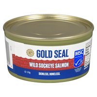 Gold Seal - Pacific Red Sockeye Salmon Skinless