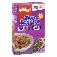 Kellogg's - Two Scoops Raisin Bran
