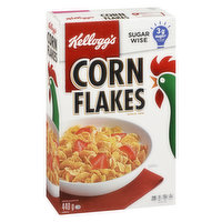 The Original & Red Best Cereal. No Artificial Flavours or Colours.