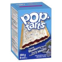 Kelloggs - Blueberry Pop Tarts