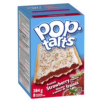 Kelloggs - Strawberry Pop Tarts