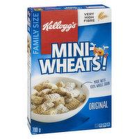 Kellogg's - Mini-Wheats Cereal - Original Frosted