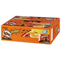 Pringles - Chips - Halloween Pack Original, 608 Gram