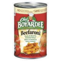 Chef Boyardee - Pasta - Beefaroni