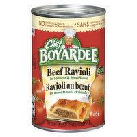 Chef Boyardee Chef Boyardee - Pasta - Beef Ravioli, 425 Gram