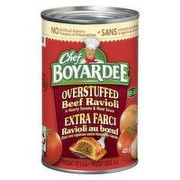 Chef Boyardee - Pasta - Overstuffd Beef Ravioli