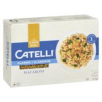 Delicious taste Canadian Families Have Loved Top Quality Durum Semolina Pasta.