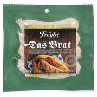 Freybe Freybe - Das Brat Bratwurst Sausage, 375 Gram