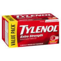 Tylenol - Extra Strength eZ Tablets 500mg, 200 Each