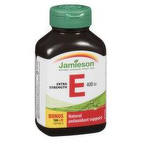 Jamieson - Vitamin E 400IU, 120 Each