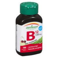 Jamieson - B12 1000mcg, 100 Each
