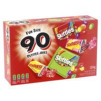 Wrigleys - Starburst & Skittles Candy - Assorted