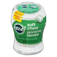 Excel - Soft Chew Gum Spearmint
