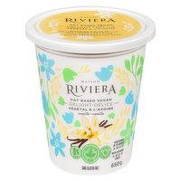 Riviera - Oat Milk Vegan Delight Vanilla GF, 650 Gram